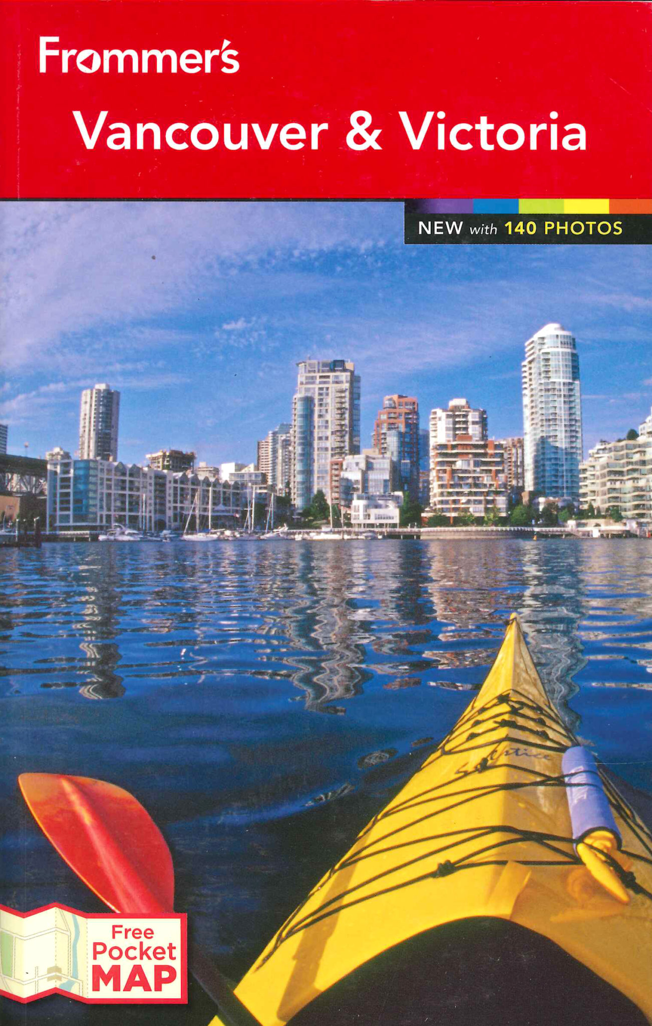 Frommer's Vancouver & Victoria